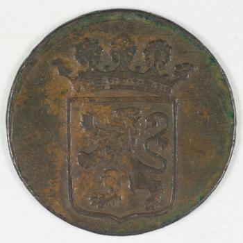 duit VOC 1790, HOLLAND