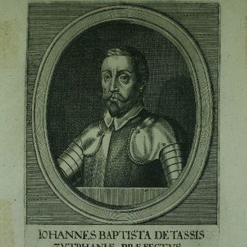 Iohannes Baptista de Tassis Zutphaniae Praefectus