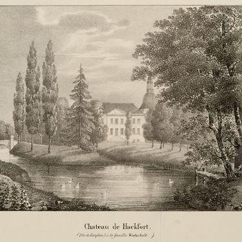Chateau de Hackfort.