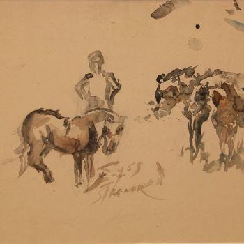 Paarden in Steenderen