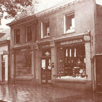 Firma Dullaert Lochem, einde veertiger jaren, Markt 5