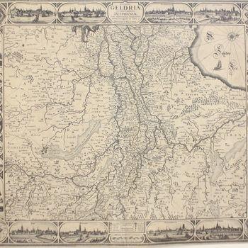 Ducatus GELDRIAE nec non Comitatus Zutphaniae