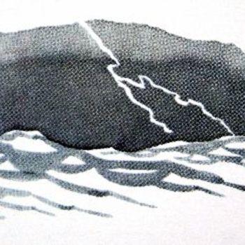boekillustratie gemaakt door Jo Spier ca. 1970