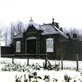 Poortgebouw Joodse begraafplaats