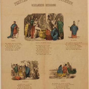 Prenten tot het Nut van Algemeen Vaderlandsche Geschiedenis