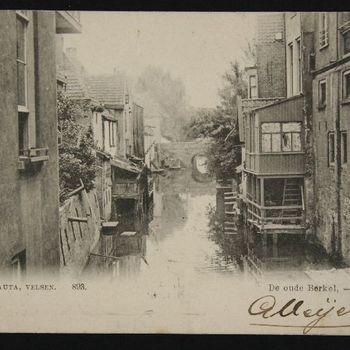 De oude Berkel, - Zutphen