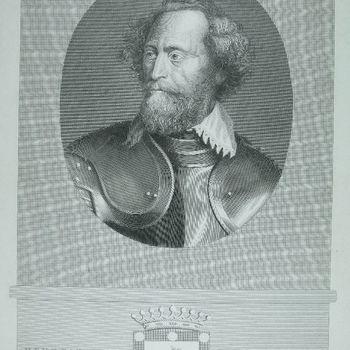 Hendrik Graaf van den Bergh [1573-1638]
