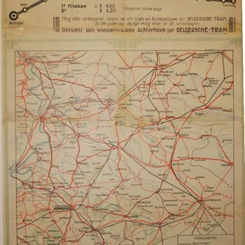 Kaart van Achterhoek