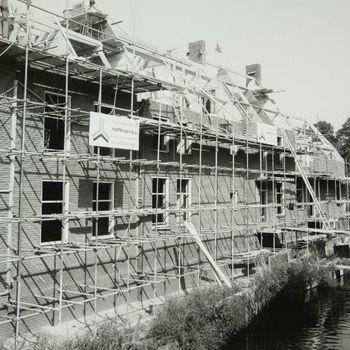 Nieuwbouw woningen aan de Beekstraat