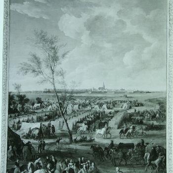 Het beleg en overgave van Doesburg in 1672