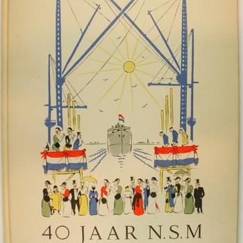 40 jaar N.S.M.