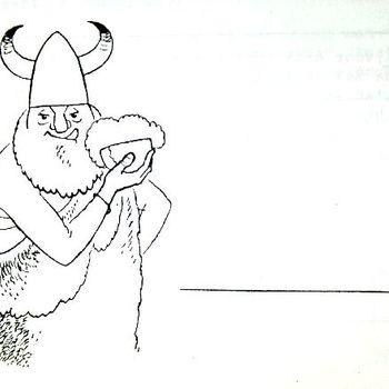 boekillustratie gemaakt door Jo Spier