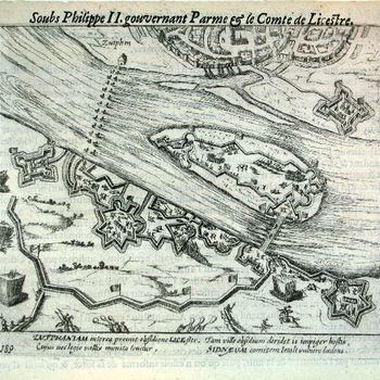 [Belegering van Zutphen door de Engelsen onder Leicester]