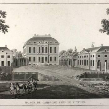 Maison de campagne près de Zutphen.