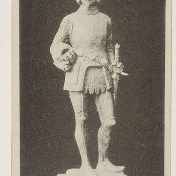 Monument van Sir Philip Sidney, onthuld te Zutphen