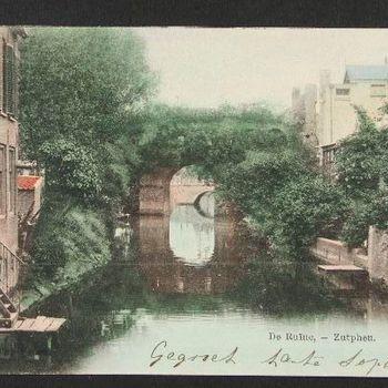 de Ruine, -Zutphen