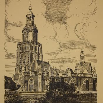 St. Walburgskerk Zutphen