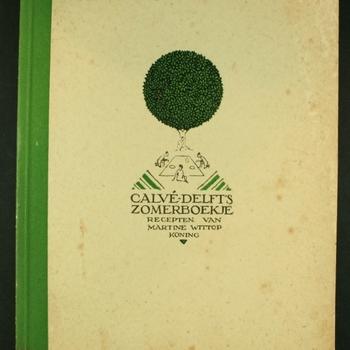 Calvé - Delft's zomerboekje.