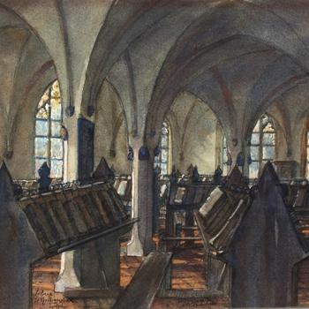 Librije St Walburgskerk Zutphen