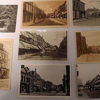 Ansicht van Hamburgerstraat voor 1945