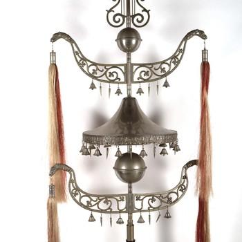 schellenboom voor harmonie- of fanfare-corps