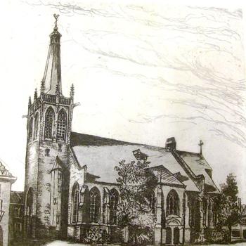 Ets van Catharinakerk in Doetinchem