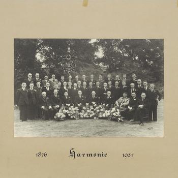 Foto: Muziekvereniging Harmonie