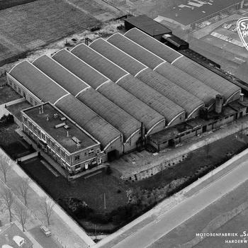 Samofa motorenfabriek