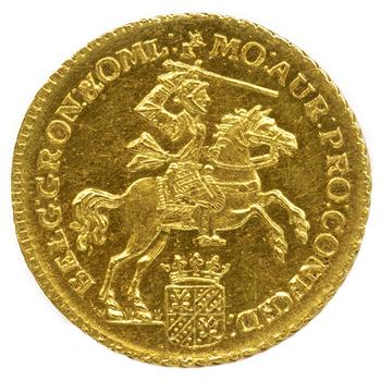 1/2 Rijder voor Groningen 1761
