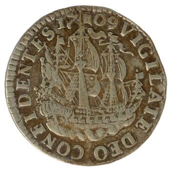 Scheepjesschelling 1709