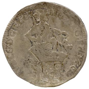 Zilveren dukaat 1708