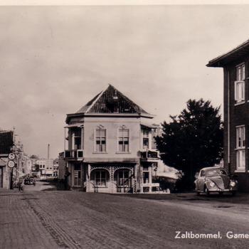 Zaltbommel, Gamerschepoort.