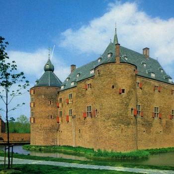 kasteel Ammersoyen.