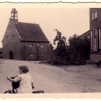 Ned Hervormde kerk te Alem.