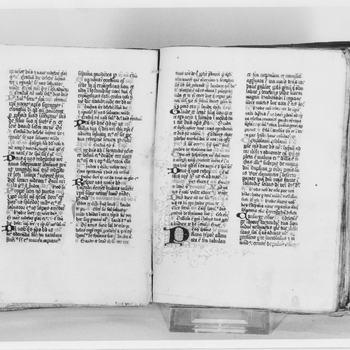 Gebeden boek 15e eeuw St, Pieterklooster