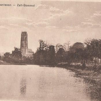Plantsoen, Zaltbommel.