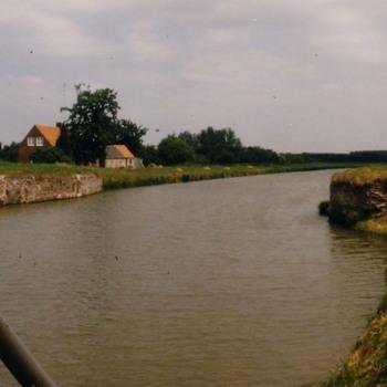 Capreton bij Aalst, H.C.de Jongh-gemaal.