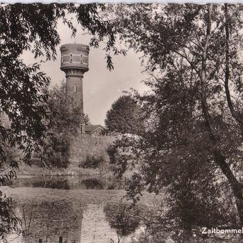 Zaltbommel, Watertoren.