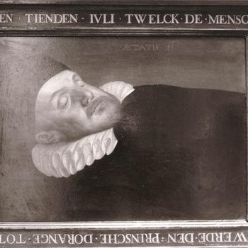 Doodsbed van Willem van Oranje