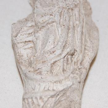 Aardewerken beeldje ca. 1500