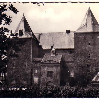 Brakel ,  Slot Loevestein.