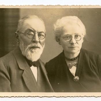 Arie Sneep en Bastiana Streefkerk