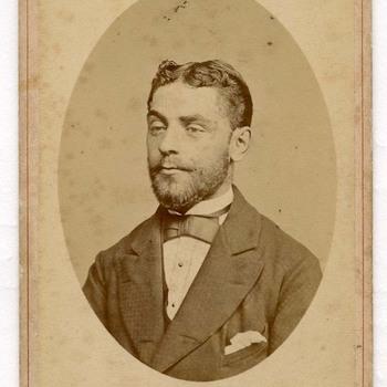 Portret van Arie Sneep