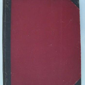 Plakboek met lithografieën over Weesinrichting Neerbosch