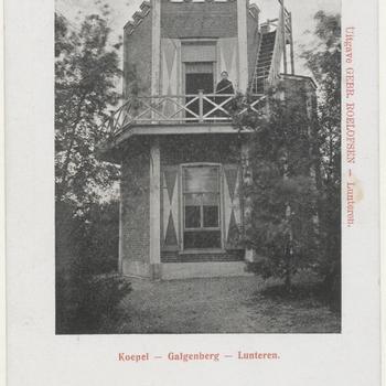 Koepel;Galgenberg;Lunteren