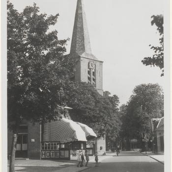 Omgeving kerk