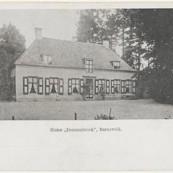 Huize 'Dennenbroek'