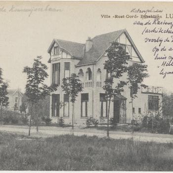 Villa 'Rust Oord' Boschlaan.