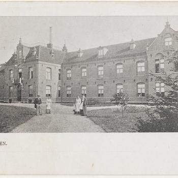 sanatorium; herstellingsoord.