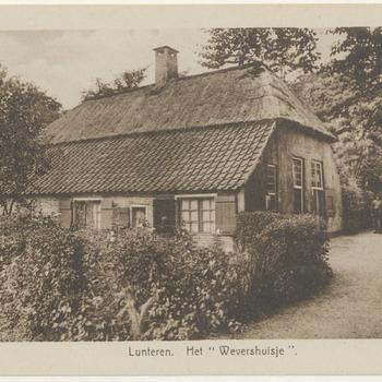 Het Wevershuisje.